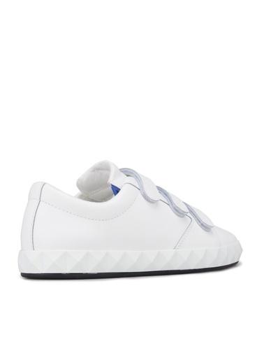 Emporio Armani Sneakers Beyaz